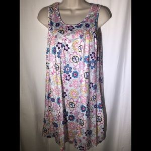 Other - 💝NWOT peace&love swim cover-up/sundress